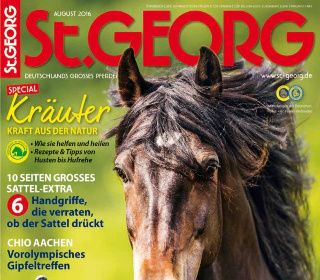 St.Georg August 2016 - 100 Jahre Paul Stecken